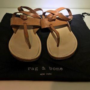 rag & bone leather sandal